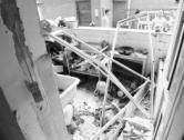石家庄一小区居民楼液化气罐爆炸 六旬老人受伤