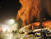 四川泸州商场爆炸燃烧前天然气管道阀门无法关严