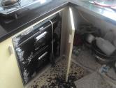 瑞嘉庭院某住户燃气灶发生爆炸